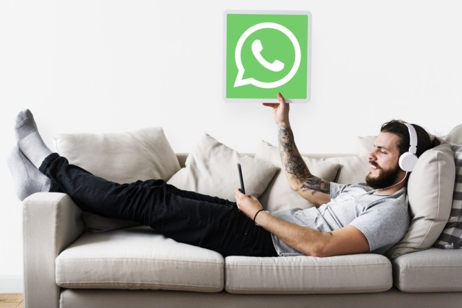 cara login whatsapp web