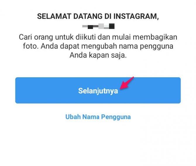 cara menambah akun instagram dalam satu aplikasi