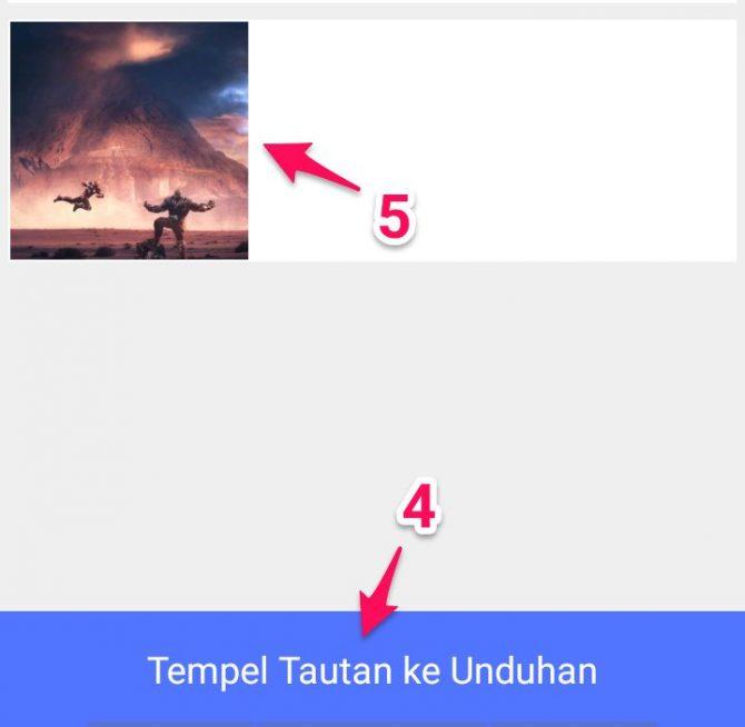 cara menyimpan foto dari instagram di android