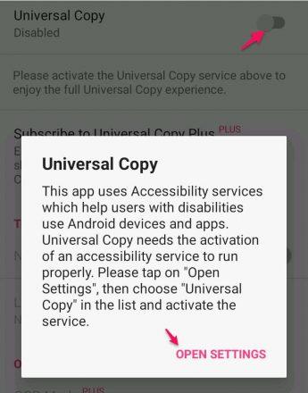 aplikasi copy teks di instagram